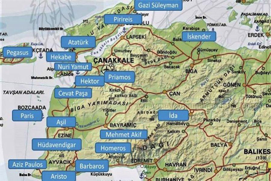 4- Troas Kültür Rotaları Çanakkale'ye ve Ülke Turizmine Katkı Sağlayacak.jpg