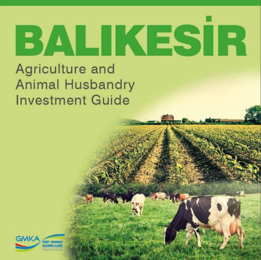 Balıkesir Agriculture and Animal Husbandry Investment Guide